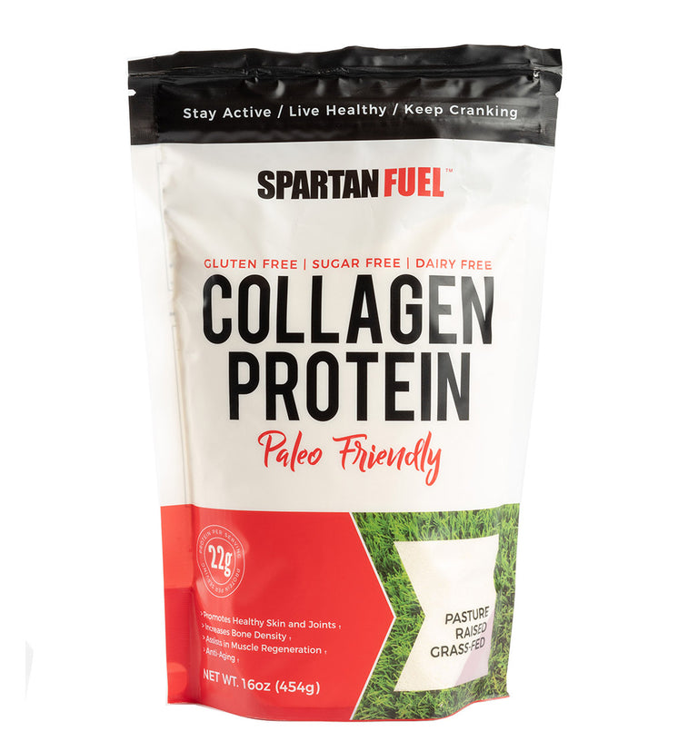 Collagen Protein| SPARTAN Fuel
