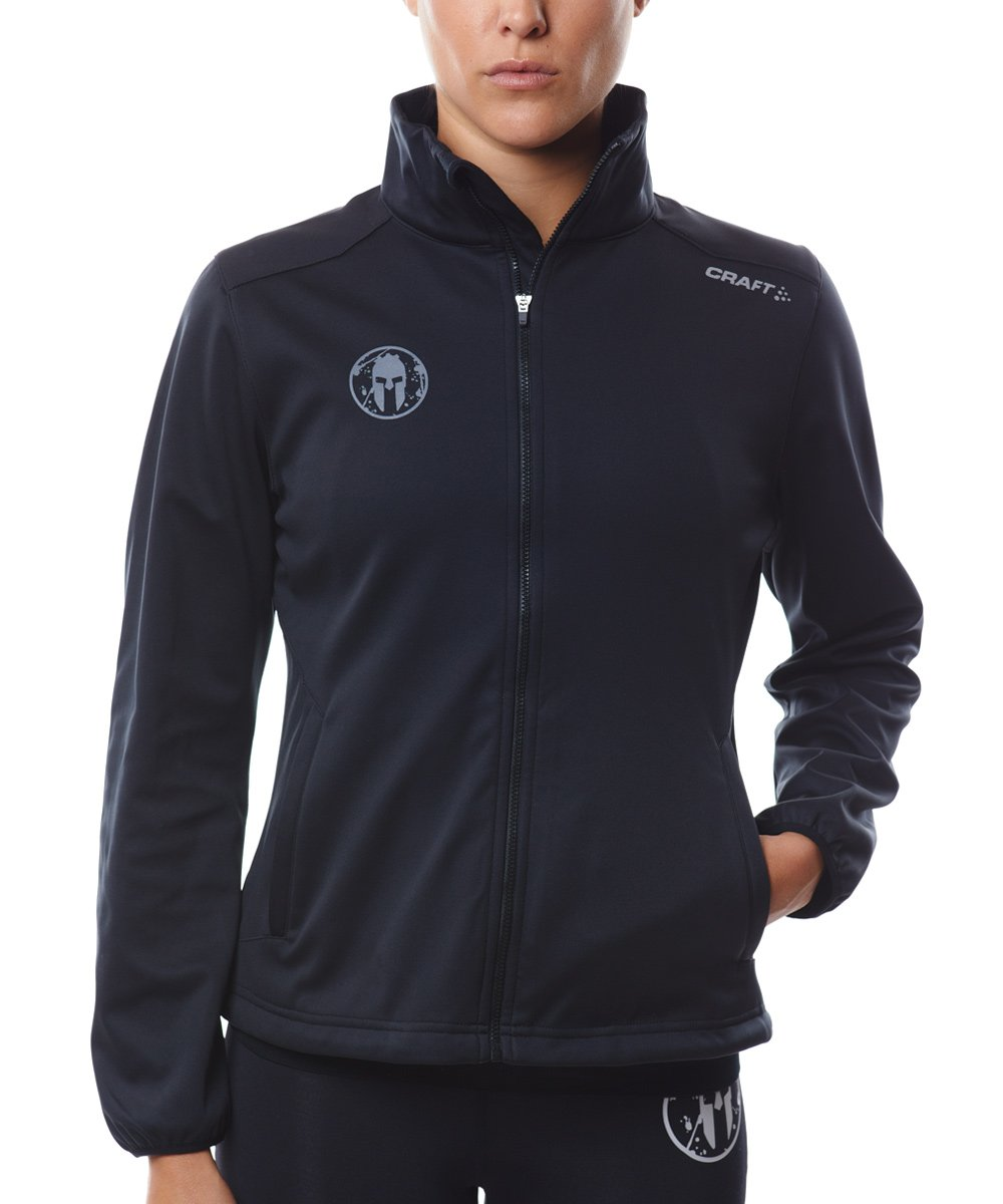 SPARTAN by CRAFT Soft Shell Jacket - Women's