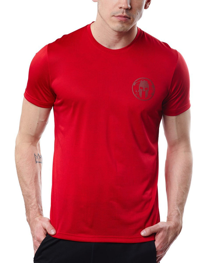 CRAFT SPARTAN By CRAFT Eaze SS Tee - Men's Canyon S