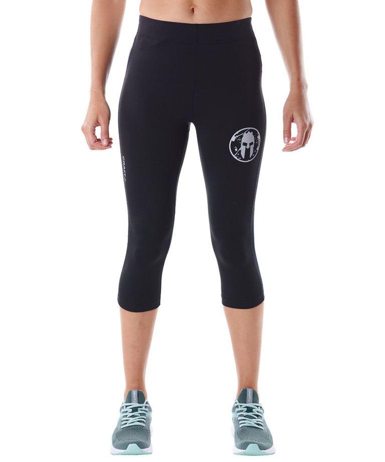 CRAFT SPARTAN By CRAFT Eaze Capri Tight - Women's Black S