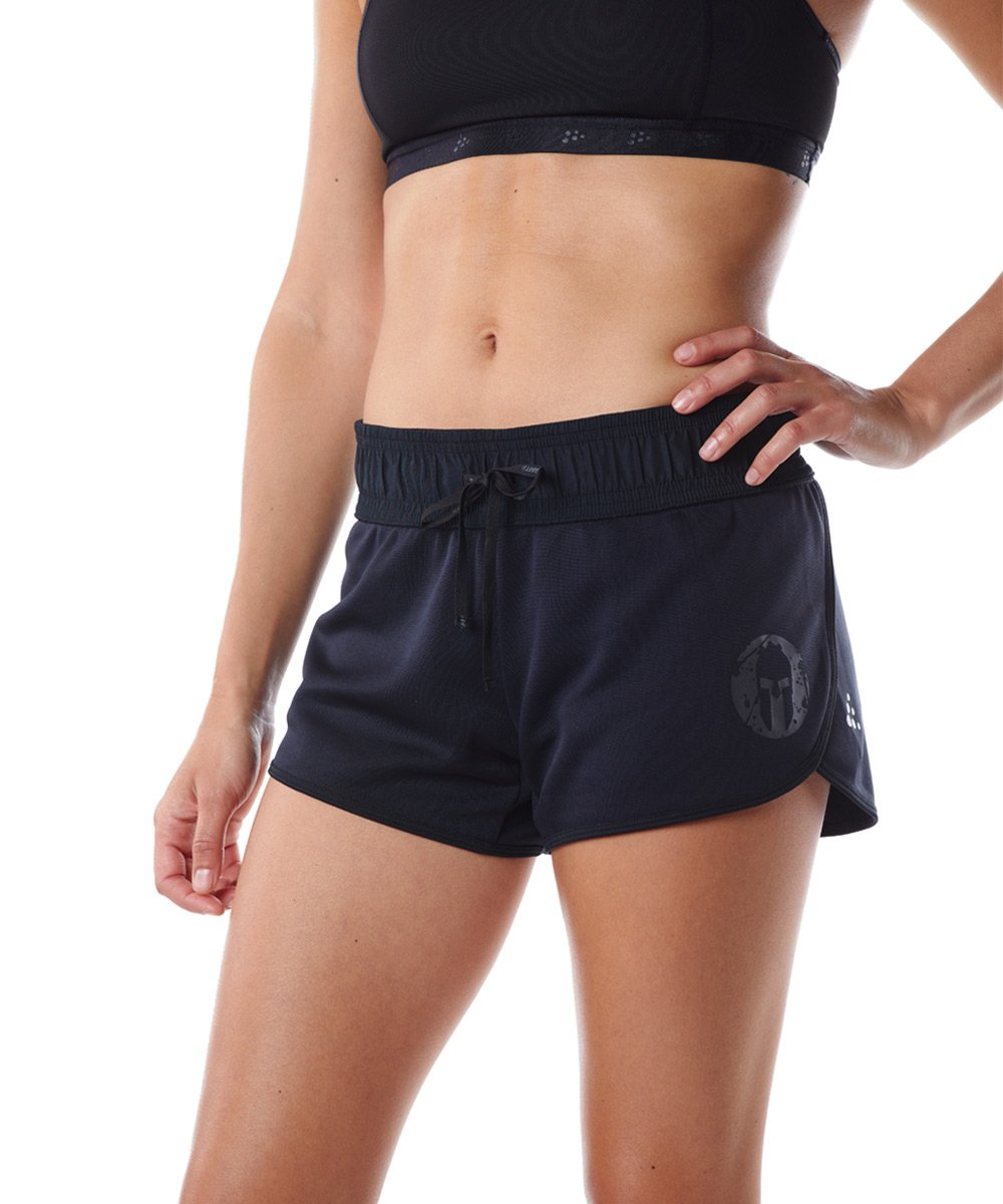 CRAFT SPARTAN By CRAFT Eaze Jersey Short - Women's Black S