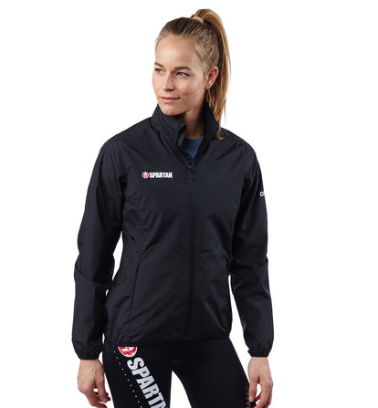 CRAFT SPARTAN By CRAFT Rain Jacket - Women's Black XS