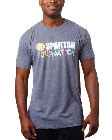 SPARTAN Foundation Charity Tee - Unisex