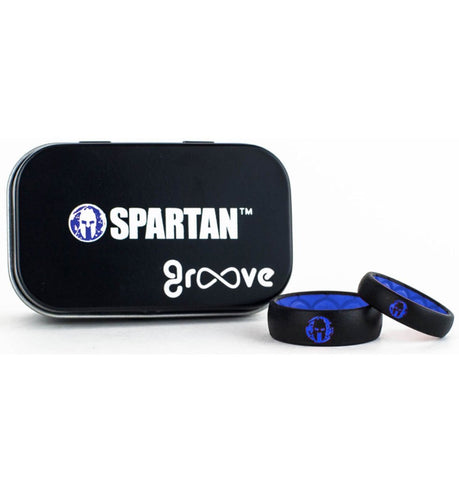 0086742f520ef Groove Life SPARTAN Silicone Ring - Men's – Spartan Shop
