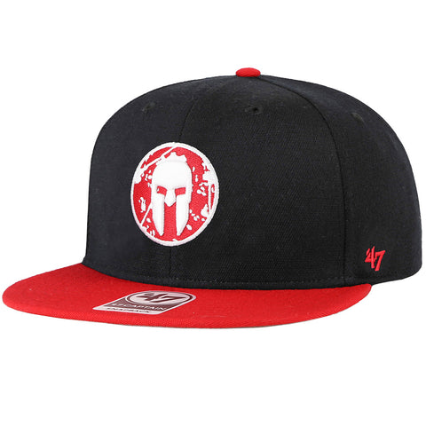 SPARTAN '47 Sure Shot Two Tone MVP Captain Hat - Unisex