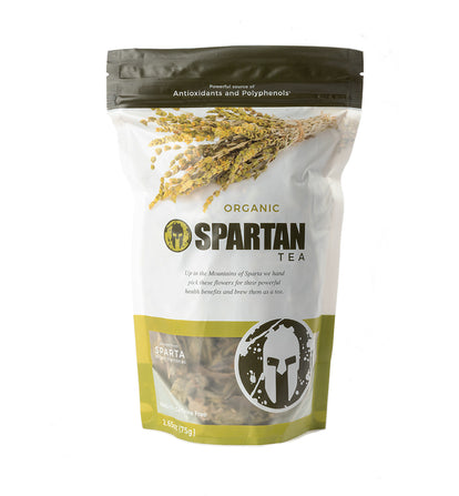Herbal Tea Organic SPARTAN