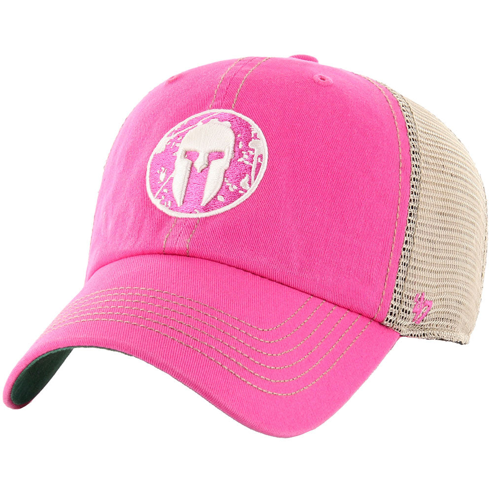 47 Brand SPARTAN '47 Trawler Clean Up Hat - Women's Magenta