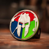 SPARTAN Trifecta Helmet Trailer Hitch