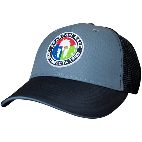 SPARTAN Headsweats 2019 Trifecta Trucker Hat
