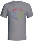 SPARTAN Unisex Trifecta In Training Tee