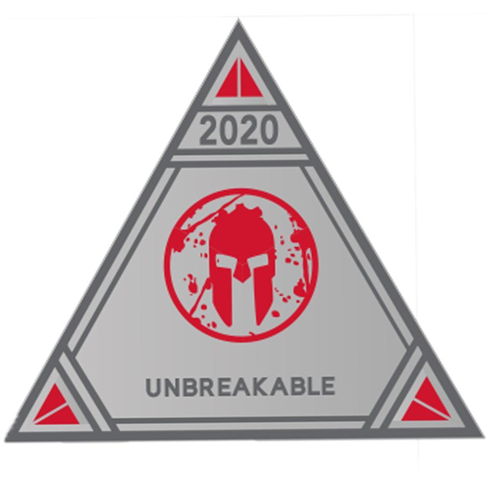 Spartan Race Shop SPARTAN 2020 Unbreakable Delta Icon