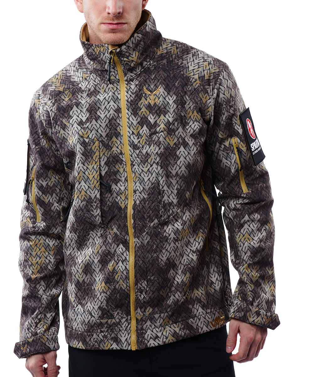 Virtus SPARTAN By Virtus Astreas Jacket - Men's Sand S