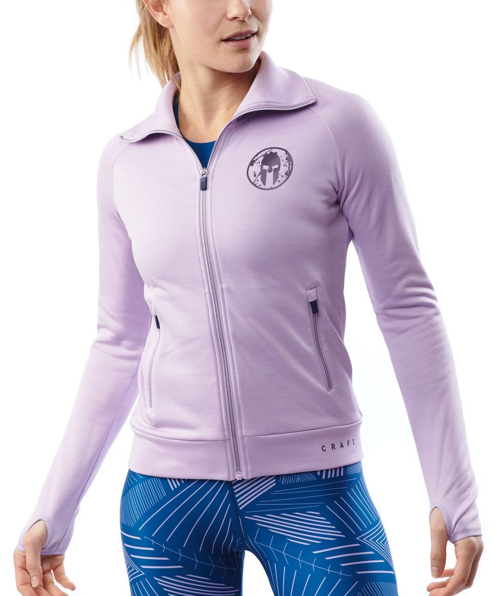 CRAFT SPARTAN By CRAFT Breakaway Jersey Jacket - Women's Flare XS