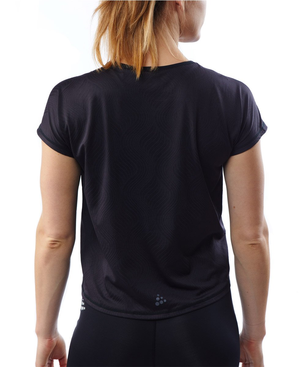 SPARTAN by CRAFT Eaze Ringer Tee - Women's
