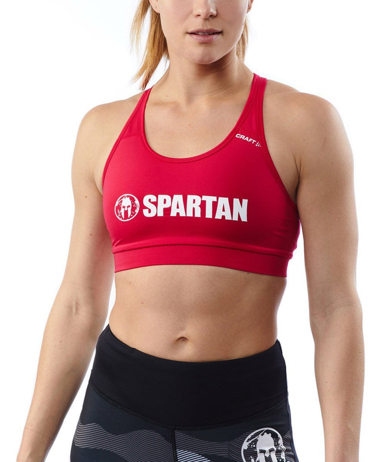 CRAFT SPARTAN By CRAFT Training Bra Top - Women's Jam XS