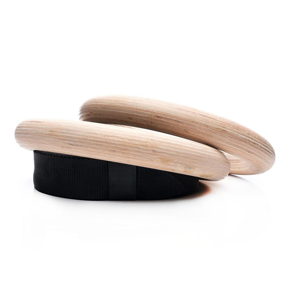 SPARTAN Wooden Rings