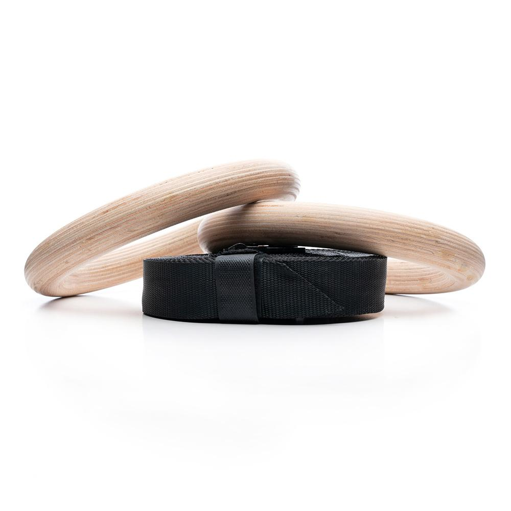 Power Systems SPARTAN Wooden Rings