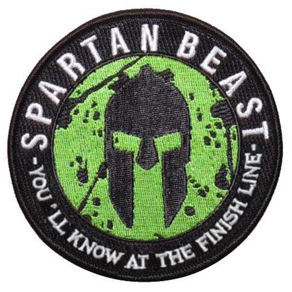 Spartan Race Shop SPARTAN Beast Patch