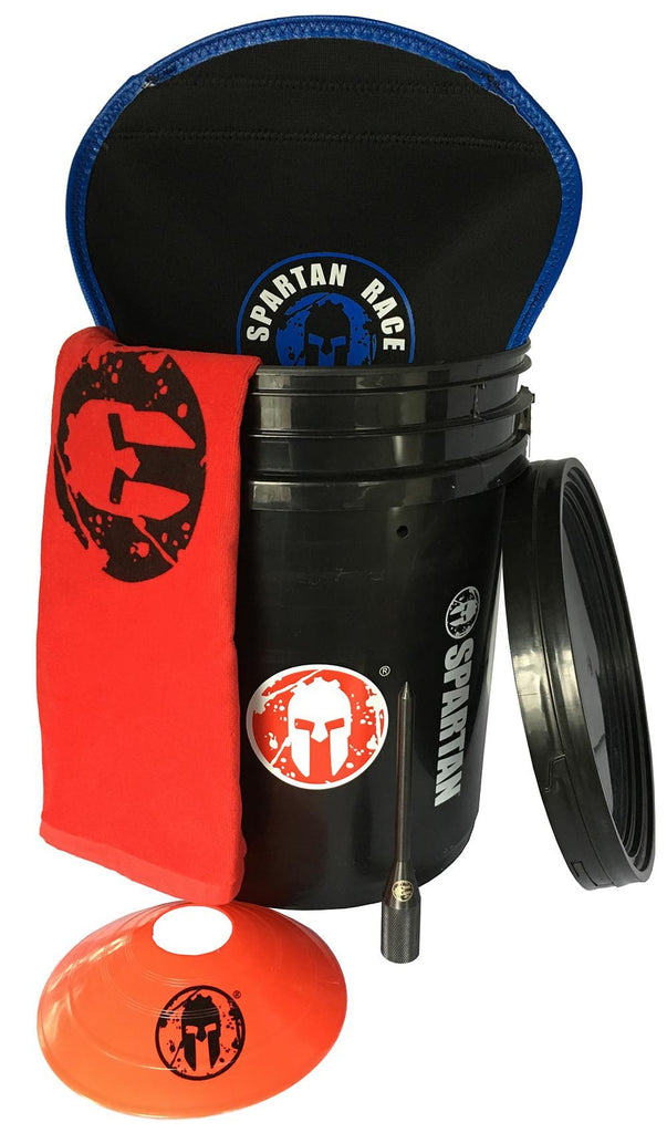 SPARTAN In A Bucket Training Kit - Super Edition - Men's