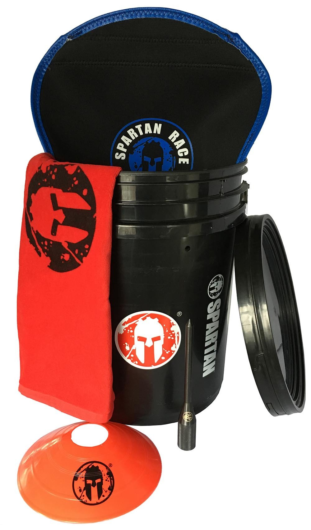 SPARTAN In A Bucket Training Kit Super Edition - Men's