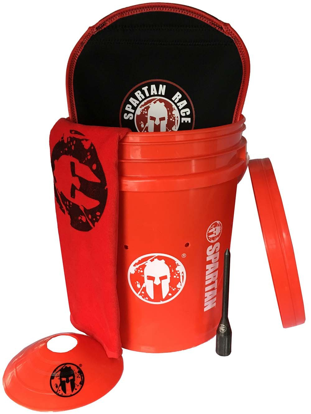 SPARTAN In A Bucket Training Kit - Super Edition