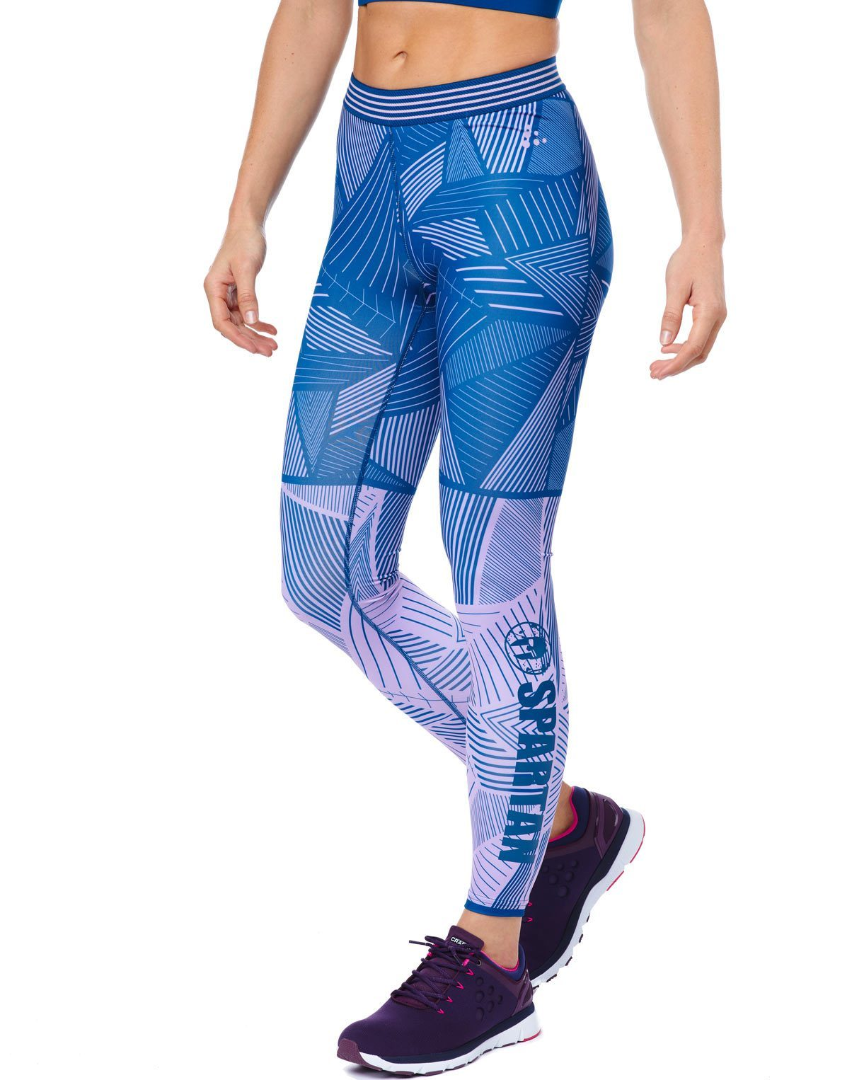 CRAFT SPARTAN By CRAFT Lux Tight - Women's Nox/Flare XS