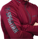 SPARTAN by CRAFT Sweep Prep 1/4 Zip Top - Men's