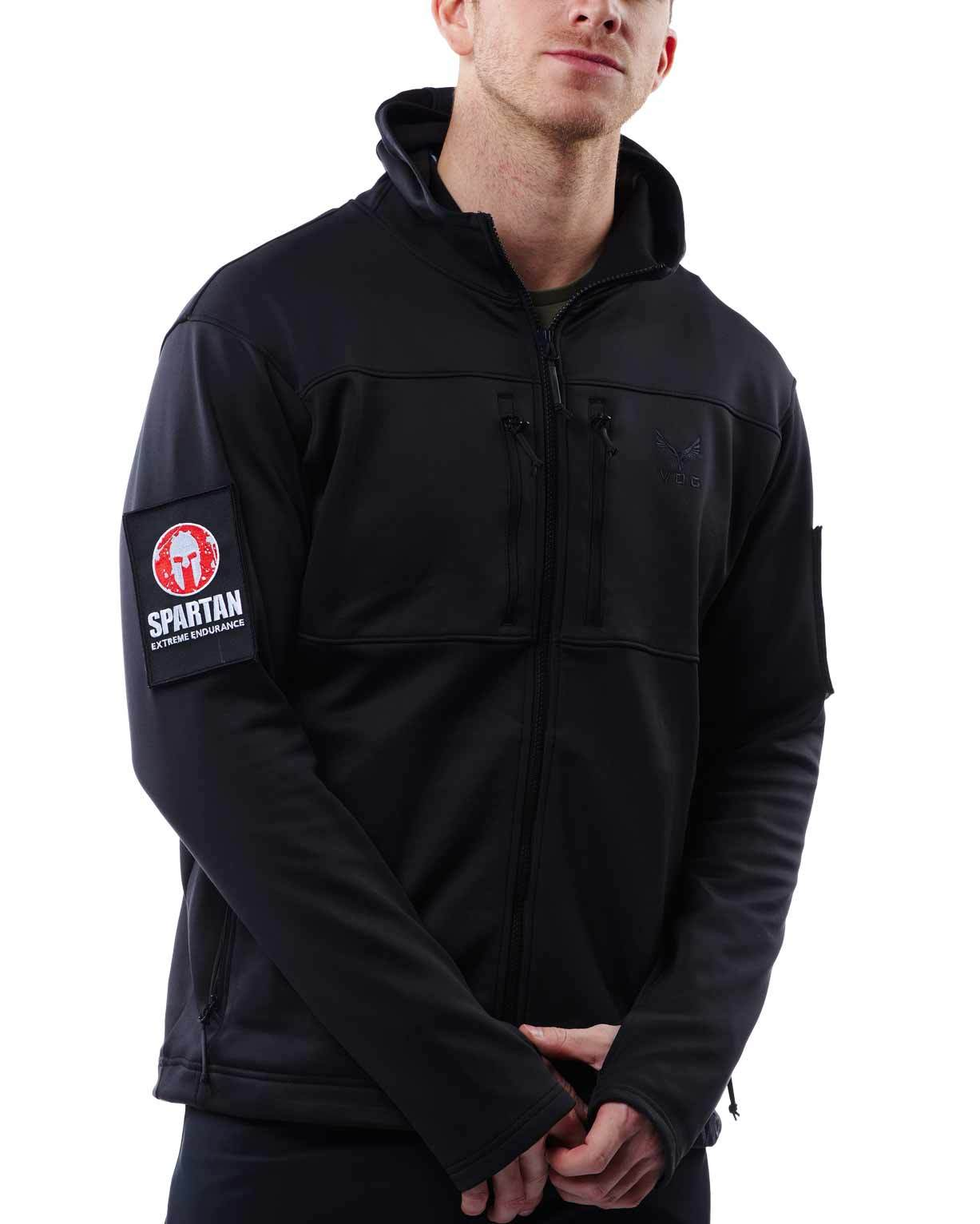 SPARTAN by Virtus Helios Hooded Jacket