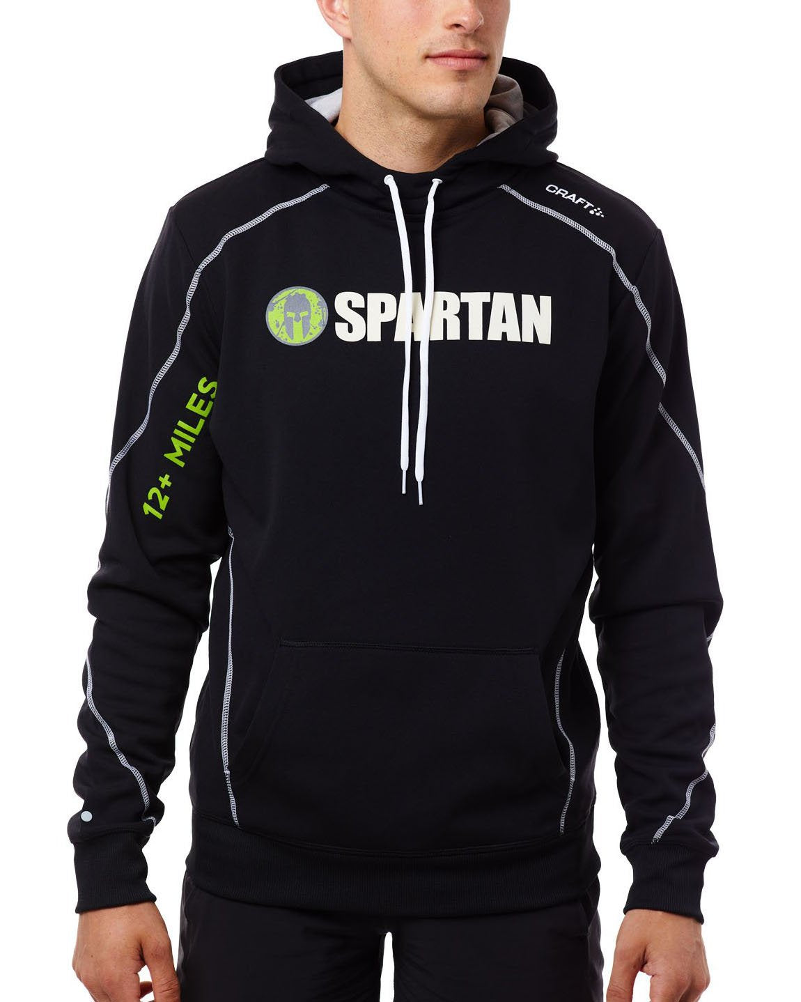 CRAFT SPARTAN By CRAFT Beast Hoodie - Men's Black S