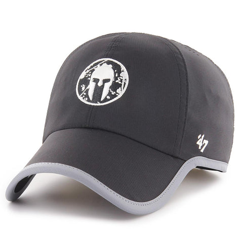 SPARTAN '47 Helmet Logo Starting Block Hat - Unisex
