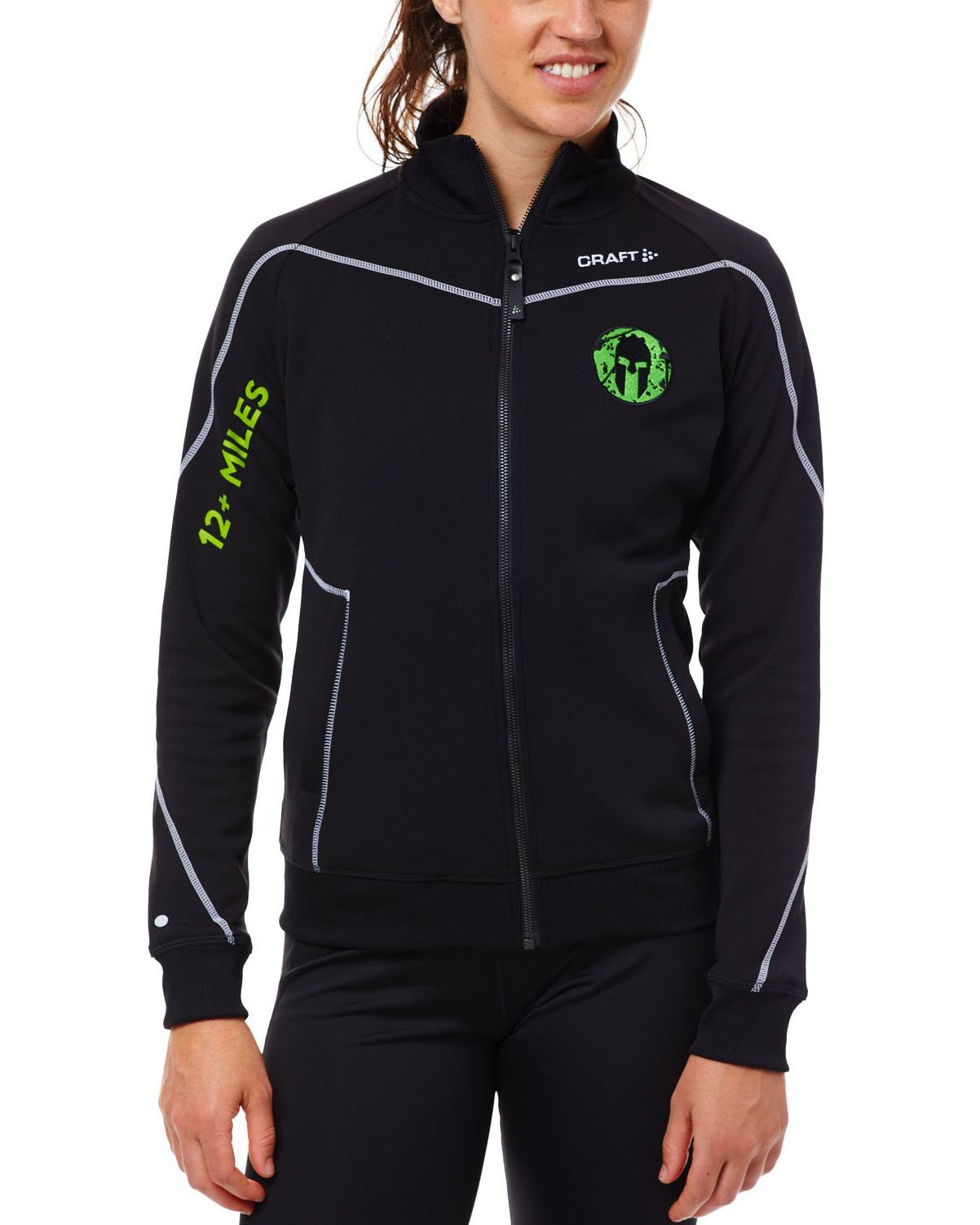 CRAFT SPARTAN By CRAFT Beast Jacket - Women's Black XS