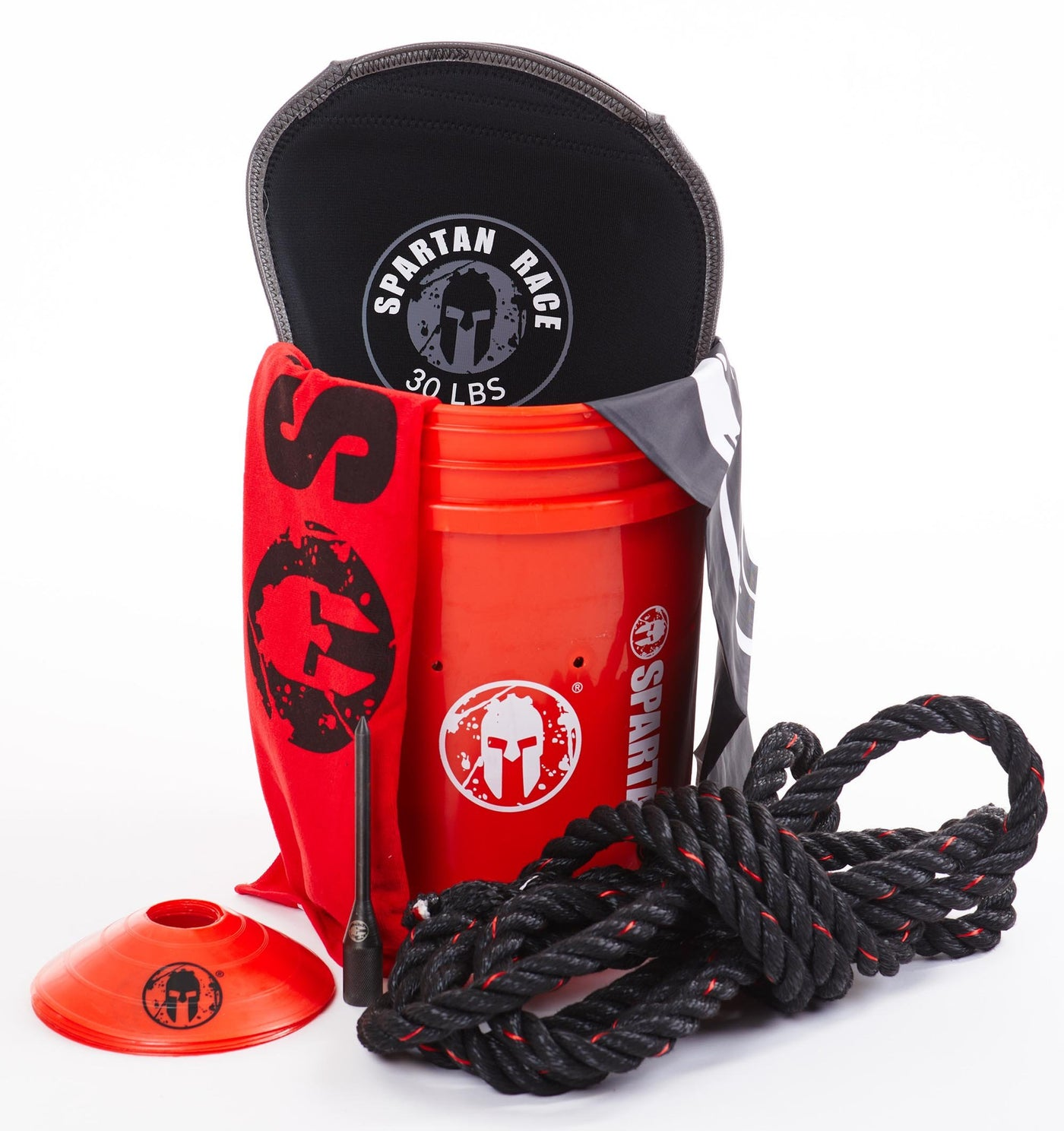 Spartan Race Shop SPARTAN In A Bucket Training Kit - Beast Edition - Women's