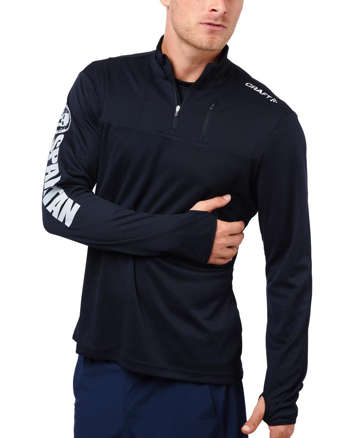 SPARTAN by CRAFT Blaze Half Zip