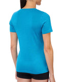 SPARTAN by CRAFT Classic Logo Tri-Blend SS Tee - Women's