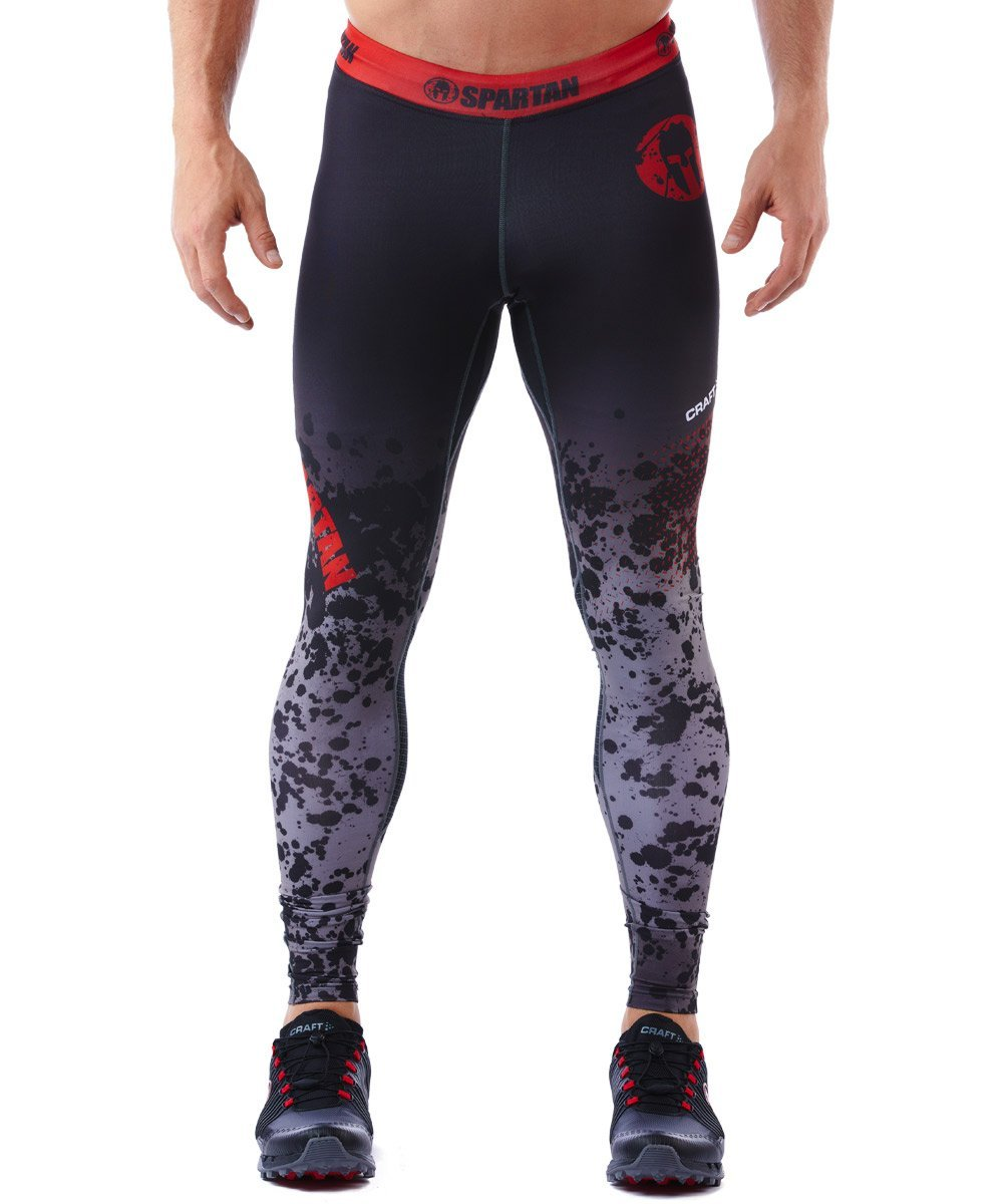 SPARTAN by CRAFT Delta Compression Tight - Men's
