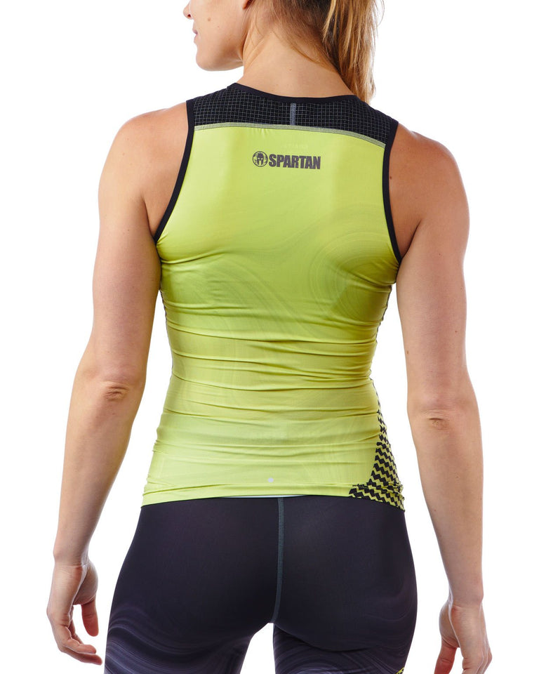 SPARTAN by CRAFT Delta Singlet - Women's