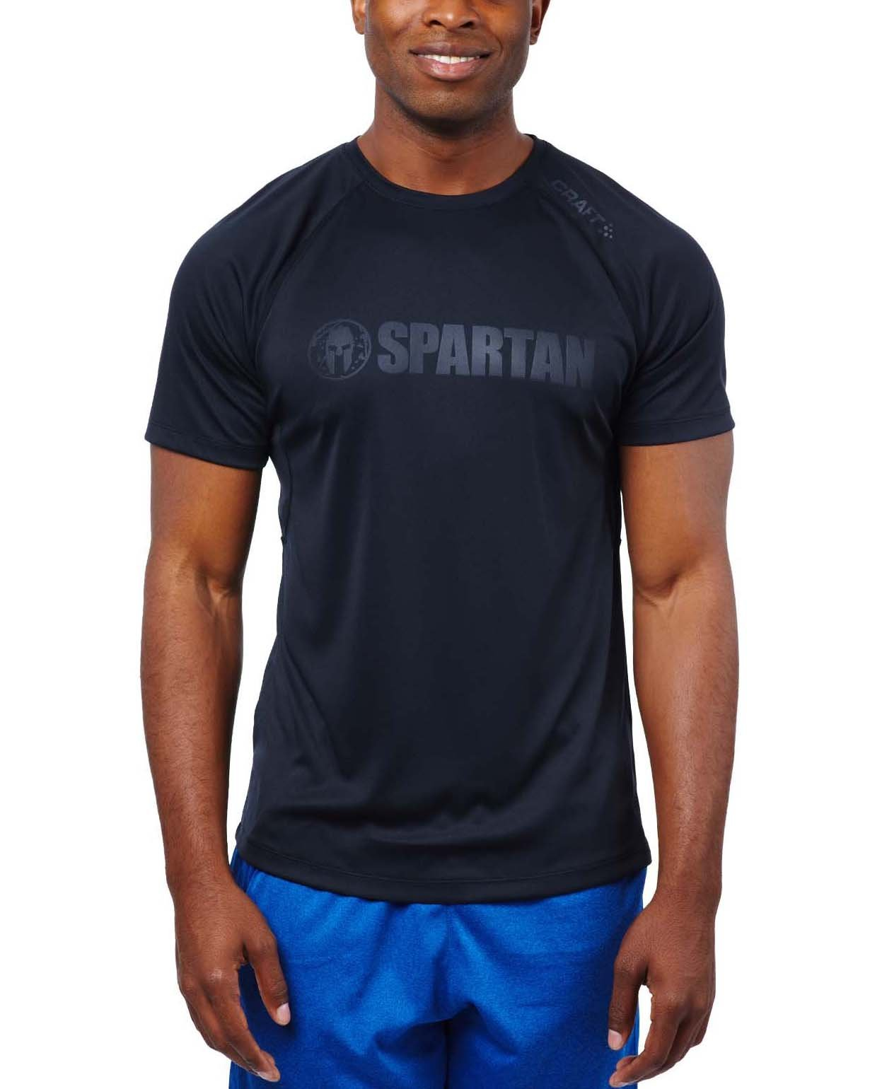 CRAFT SPARTAN By CRAFT Prime Tee - Men's Black S