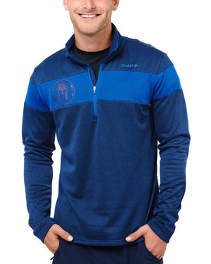 CRAFT SPARTAN By CRAFT Spark Pullover - Men's Maritime S