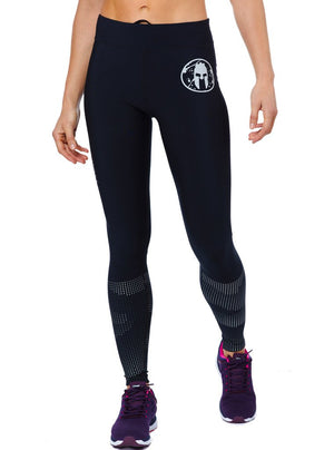 CRAFT SPARTAN By CRAFT Delta Warm Tight - Women's Black XS
