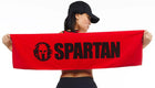 Spartan Race Shop SPARTAN Gym Towel Red