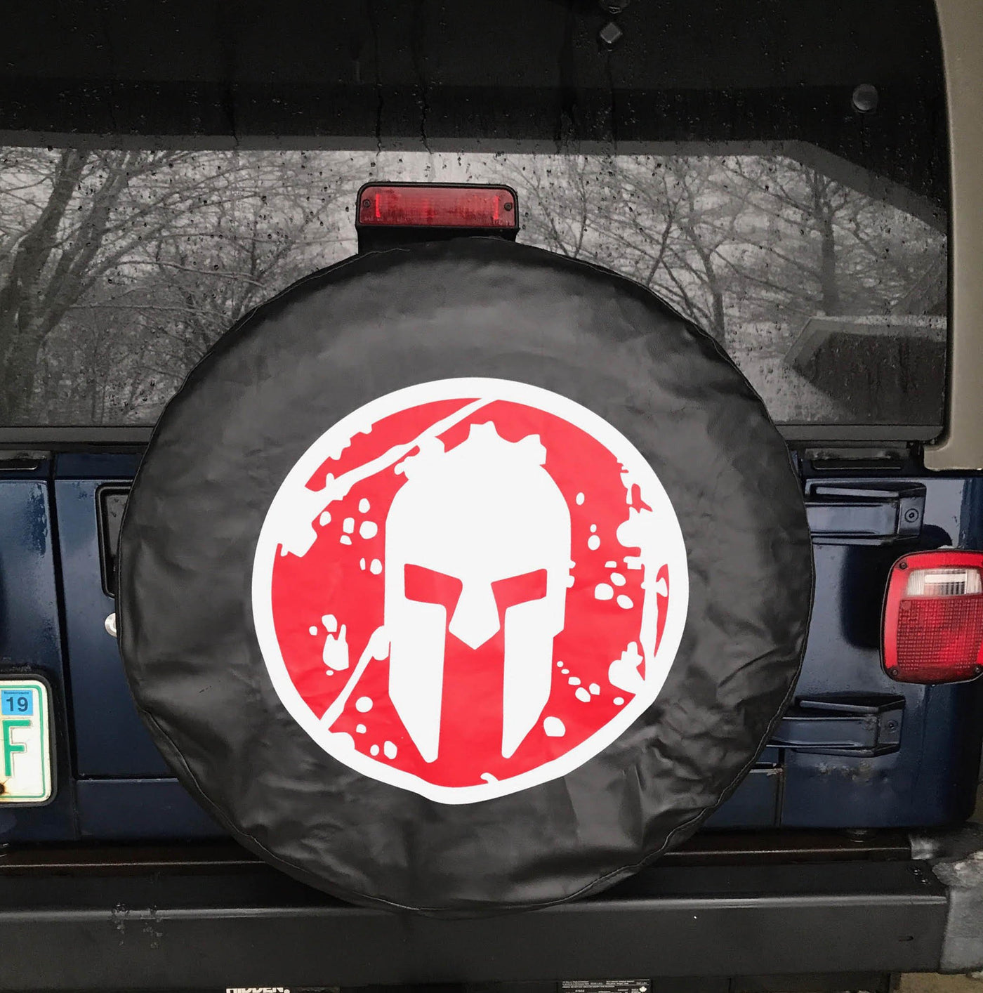 SPARTAN Tire Cover
