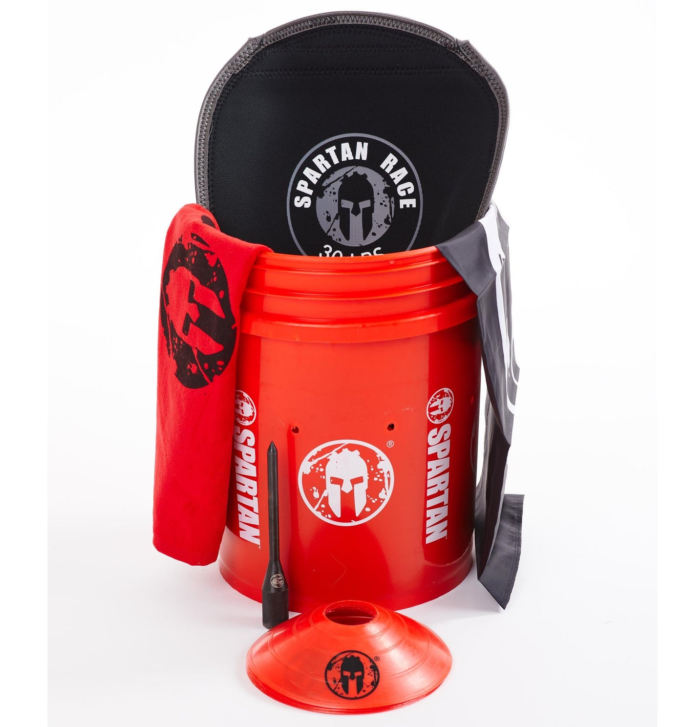 Spartan Race Shop SPARTAN In A Bucket Training Kit - Super Edition - Women's