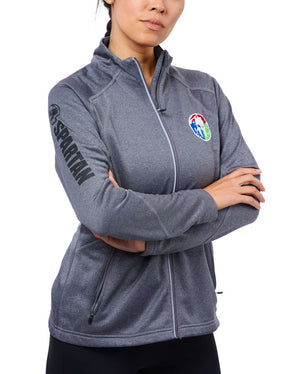 Spartan Race Shop SPARTAN 2018 Trifecta Tribe - Finisher Jacket  - Women's Gray XS