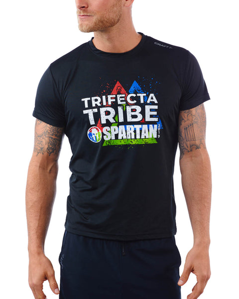 SPARTAN by CRAFT 2019 Trifecta Tee - Men's