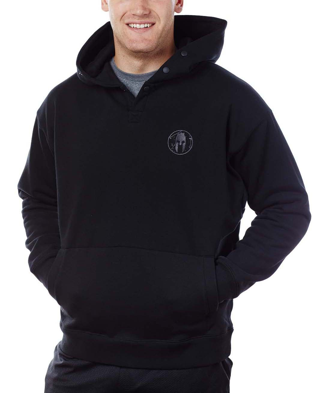 Spartan Race Shop SPARTAN Endurance Hoodie - Men's Black XS