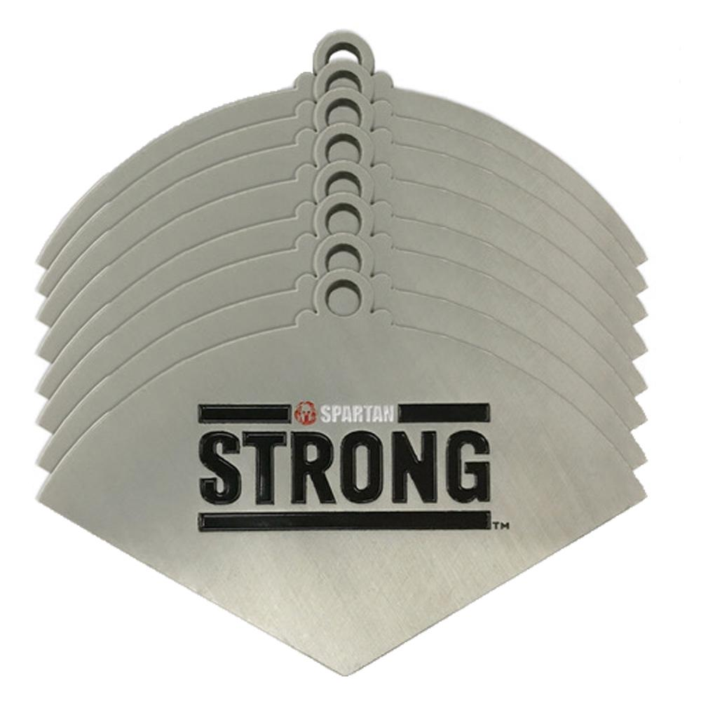 Spartan Race Shop SPARTAN SGX Strong Class Medal Wedge Pack - 25pk