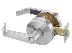 Yale 4602LN Privacy Lever Lock 626 FinishCylindrical LeverYale - Door Resources