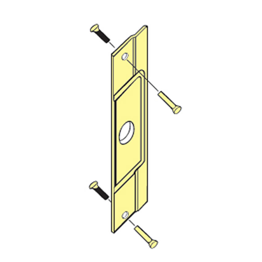 Don-Jo AL 211 DU<br>Latch GuardLatch GuardDon-Jo - Door Resources