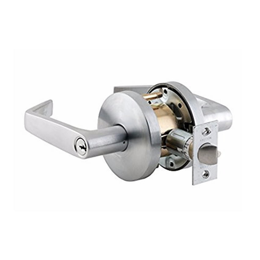 Falcon W511PD<br>Entry/Office Function Lever Lock, Schlage C keywayCylindrical LeverFalcon - Door Resources