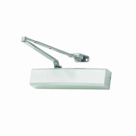 LCN 1450 Rw/PA Medium Duty Cast Aluminum Door Closer With Slim CoverSurface MountedLCN - Door Resources